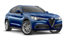 Alfa Romeo Stelvio fronte