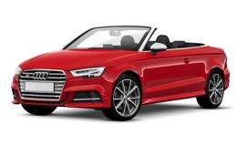 Audi A3 CABRIO fronte
