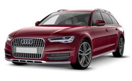 Audi A6 ALLROAD fronte