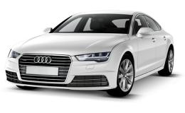 Audi A7 fronte