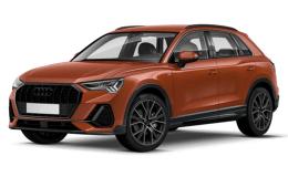 Audi Q3 fronte