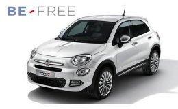 FIAT 500X 1.3 Mjet 95cv 4x2 BE FREE PLUS bianca fronte