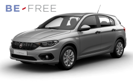 FIAT TIPO 1.3 Mjt 95cv 5m S&s Easy 5p BE FREE PLUS grigia fronte