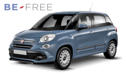 FIAT 500L Pop Star 1.3 Multijet 95cv BE FREE PRO BASE blu fronte