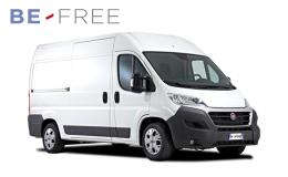FIAT DUCATO 35 Mh2 2.3 Multijet BE FREE PRO BASE bianco fronte