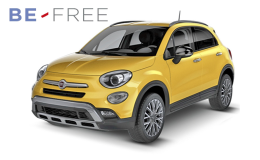 Be Free Pro Plus Fiat 500x business fronte