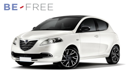 Be Free Pro Plus Lancia Ypsilon fronte