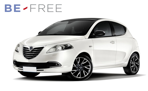 be-free-pro-plus-lancia-ypsilon-fronte