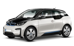 BMW i3 Automatic 94 AhS Bianca Fronte