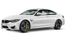 BMW SERIE4 Luxury fronte