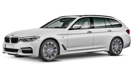 BMW SERIE5 Touring fronte