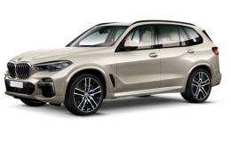 BMW X5 fronte