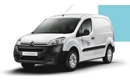 CITROEN BERLINGO Full Electric Club Van L2 bianco fronte
