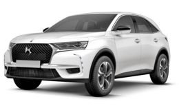 CITROEN DS 7 CROSSBACK Bluehdi 180 Automatica Grand Chic Bianca Fronte