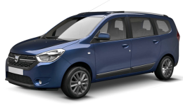 DACIA LODGY fronte