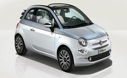 FIAT 500C fronte