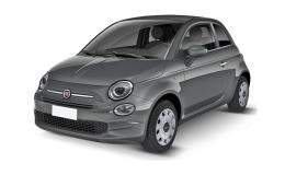 FIAT 500 CABRIO 1.3 95cv Multijet S grey frone