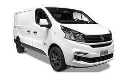Fiat Talento - Allestimento Idraulico bianco fronte