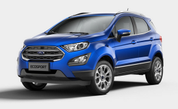 ford ecosport fronte