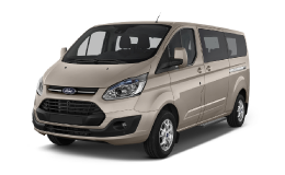 Ford Transit fronte