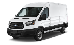 FORD TRANSIT furgone fronte