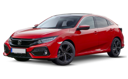 HONDA CIVIC fronte