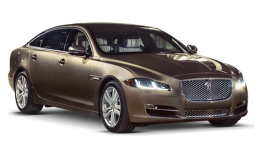 Jaguar XJ 3.0 D V6 Luxury Marrone Fronte