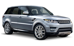 RANGE ROVER SPORT 2.0 Si4 Phev Hse Dynamic grigia fronte