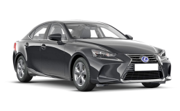 LEXUS IS fronte