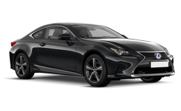 Lexus RC 2019 Coupe Black