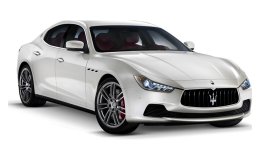 Maserati Ghibli 3.0 V6 Ds 275cv Gransport Auto Bianca Perla Fronte
