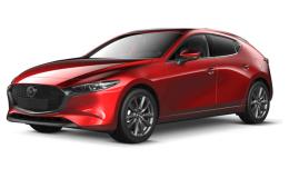 Mazda 3 fronte
