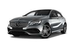 MERCEDES A-CLASS A 220 D Automatic 4matic Premium grey fronte