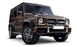 MERCEDES Classe G fronte