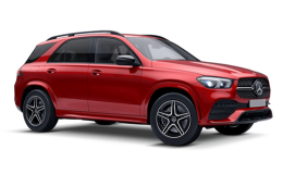 MERCEDES GLE fronte