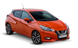NISSAN MICRA fronte
