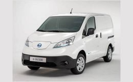 NISSAN NV200 fronte