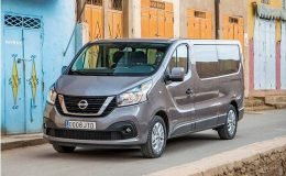 NISSAN NV300 fronte