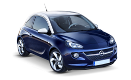 OPEL ADAM 1.0 Glam Sge 115cv S&s Mt6 Euro 6 blu fronte