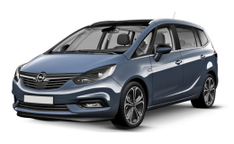 OPEL ZAFIRA TOURER 2.0 Cdti 170cv Innovation At6 Blueinjec blu fronte