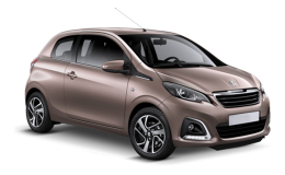 PEUGEOT 108 fronte