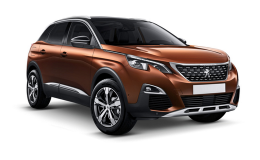 PEUGEOT 3008 fronte
