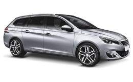 PEUGEOT 308 SW fronte