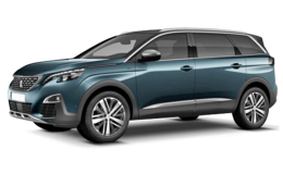 PEUGEOT 5008 fronte