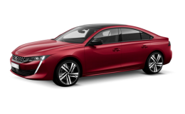 Peugeot 508 fronte