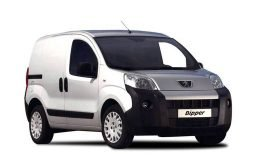 PEUGEOT BIPPER fronte