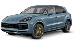 Porsche Cayenne 3.0 V6 Petrolio Fronte