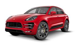 Porsche Macan fronte