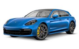 Porsche Panamera 4 E-Hybrid Sport Turismo Blue Fronte