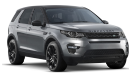 LAND ROVER DISCOVERY SPORT N1 2.0 Td4 150cv Hse 4wd grey fronte